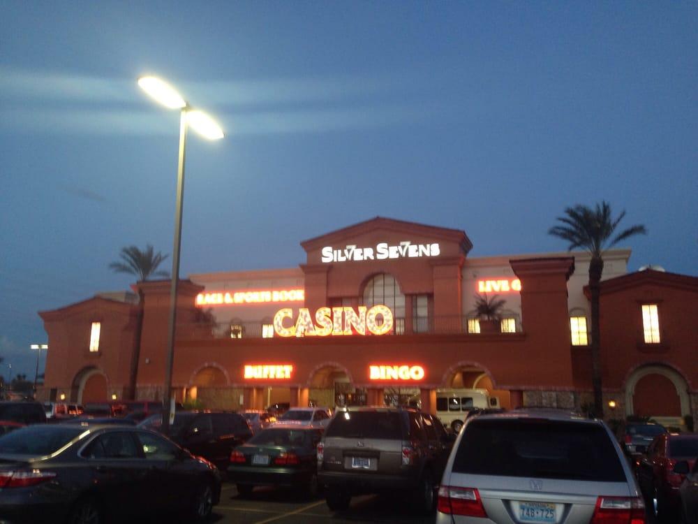 Silver Sevens Las Vegas