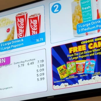 Jan 24,  · What's the full list of the AMC theater concession food and prices. Ex. Hotdog - $ 32oz Popcorn - $ I want the full list please, with the correct prices!Status: Resolved.