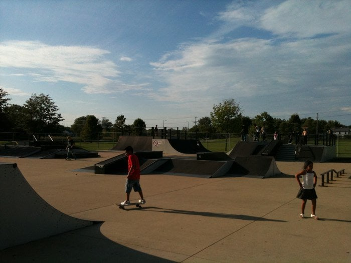 Busch Grove Community Park: 801 McHenry Rd, Buffalo Grove, IL