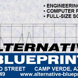 Alternative blueprint get quote printing services 93 w arnold photo of alternative blueprint camp verde az united states malvernweather Choice Image