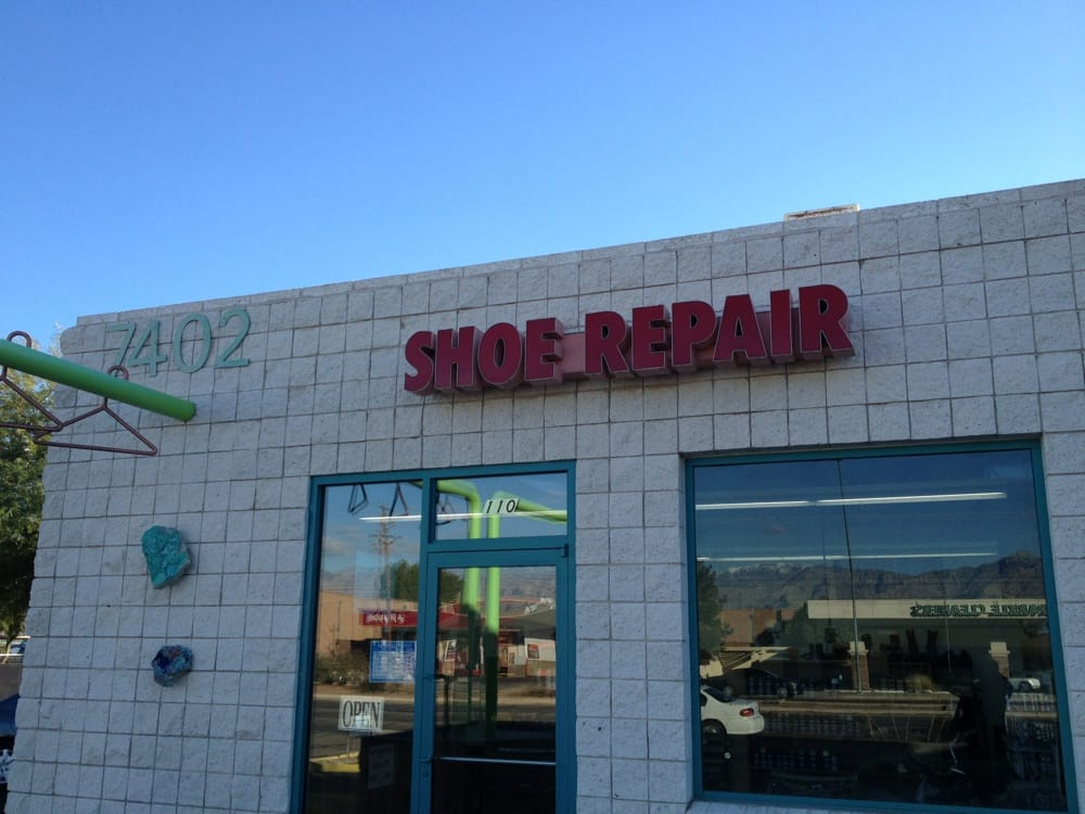 Alpine Shoe Repair Tucson