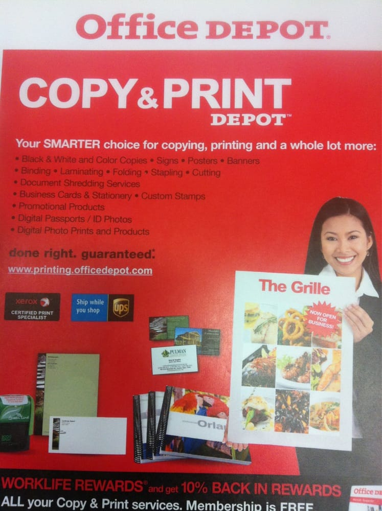 Office Depot   Office Equipment   2455 Hwy 6/50, Grand Junction, CO   Phone  Number   Yelp