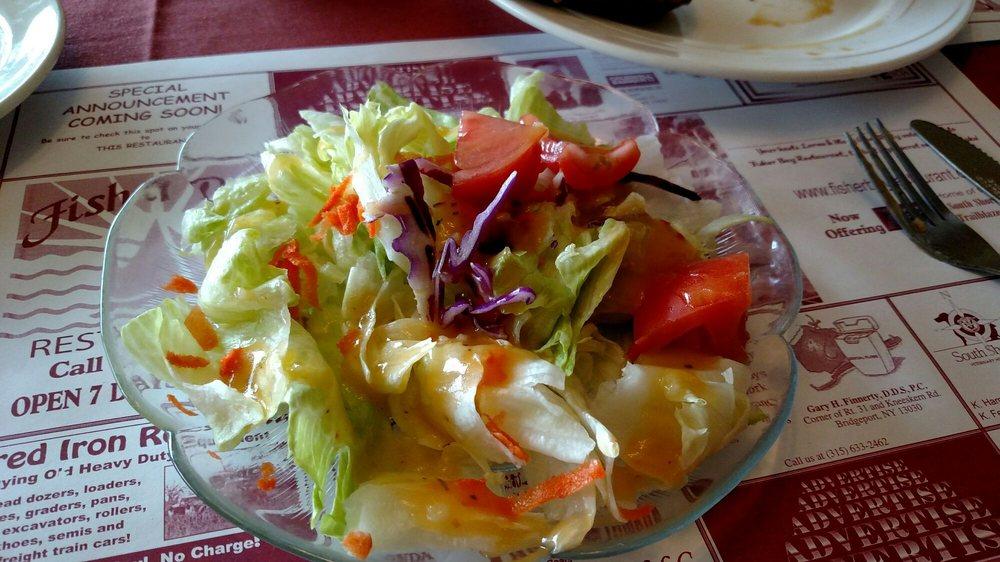 Fisher Bay Restaurant: 303 Barrett Ln, Bridgeport, NY