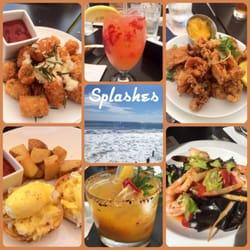 Photo Of Splashes Restaurant Laguna Beach Ca United States Black Truffle Tater