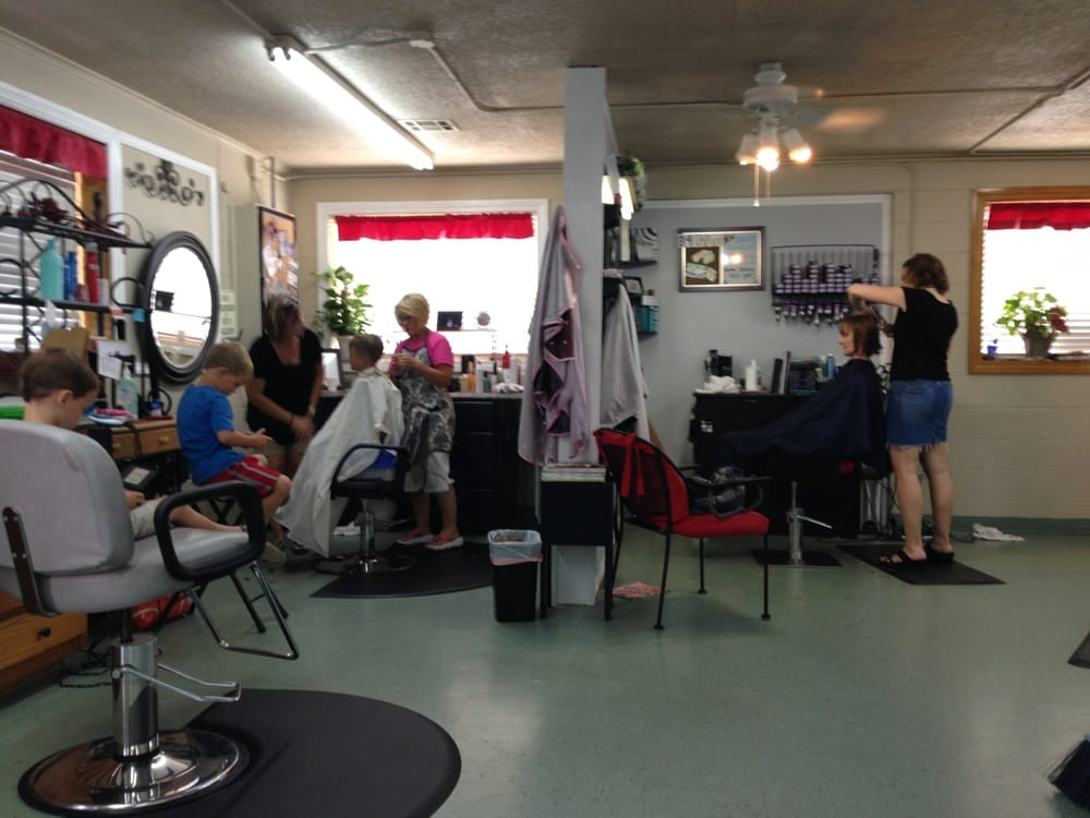 Professional Hair Designers: 1 E Cherokee Ave, McAlester, OK