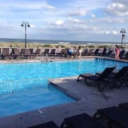 Photo Of Beach Club Hotel Ocean City Nj United States On Boardwalk