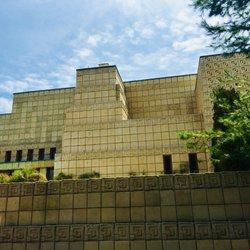 Frank Lloyd Wright's Ennis House - 2655 Glendower Ave, Los Feliz