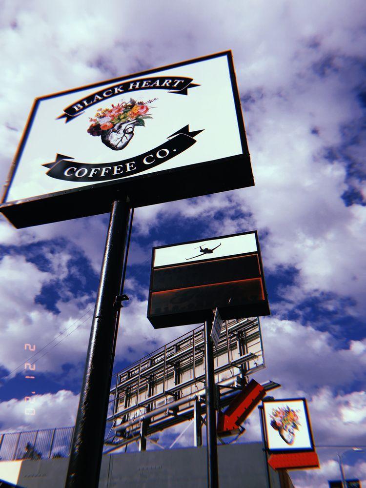 Black Heart Coffee