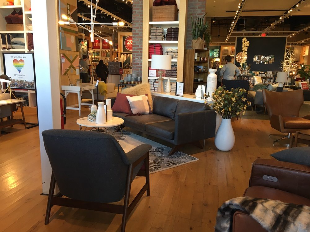 West Elm 18 Reviews Furniture Stores 4010 Eastgate Dr Millenia Orlando Fl United