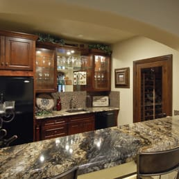 Photo Of Granite Accents   Colorado Springs, CO, United States. Great Room  Bar