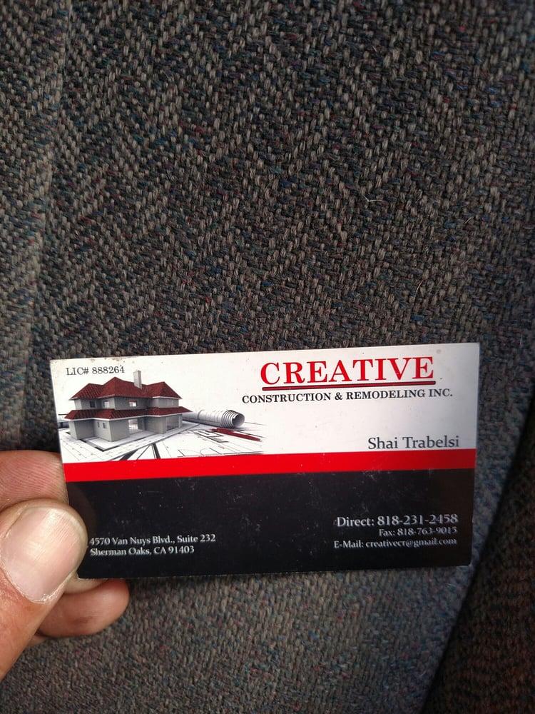 Creative Construction & Remodeling - 30 Photos - Contractors - 5160 ...