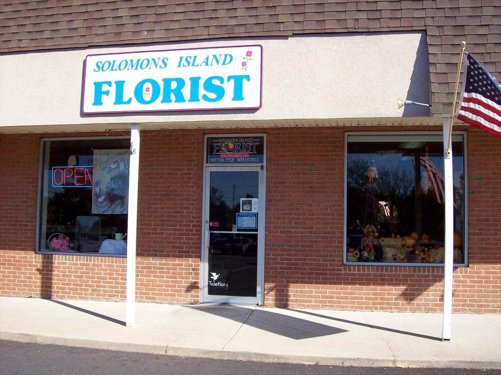 Solomons Island Florist: 13932 Solomons Island Rd S, Solomons, MD