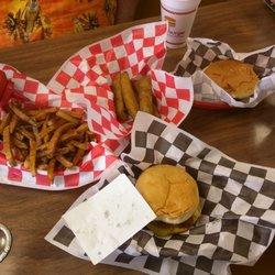 Bionic Burger 14 Photos Burgers 243 N Main St Haysville Ks Restaurant Reviews Phone Number Last Updated December 4 2018 Yelp