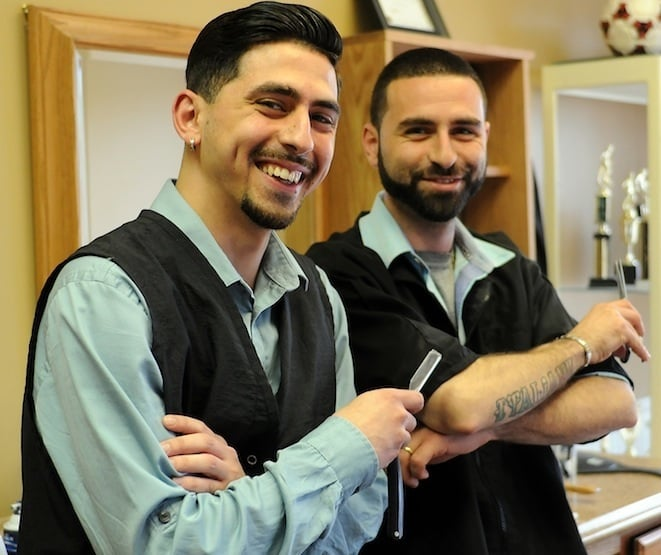 Summa Bros Barber Shop: 107 N Main St, Manteno, IL