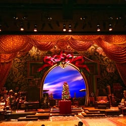photo of alliance theatre atlanta ga united states stage for a christmas