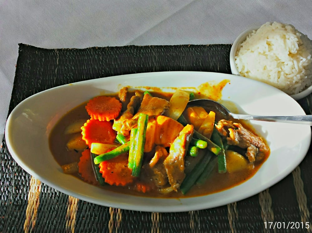 Thai Charm Restaurant: 218 Kent Rd, New Milford, CT