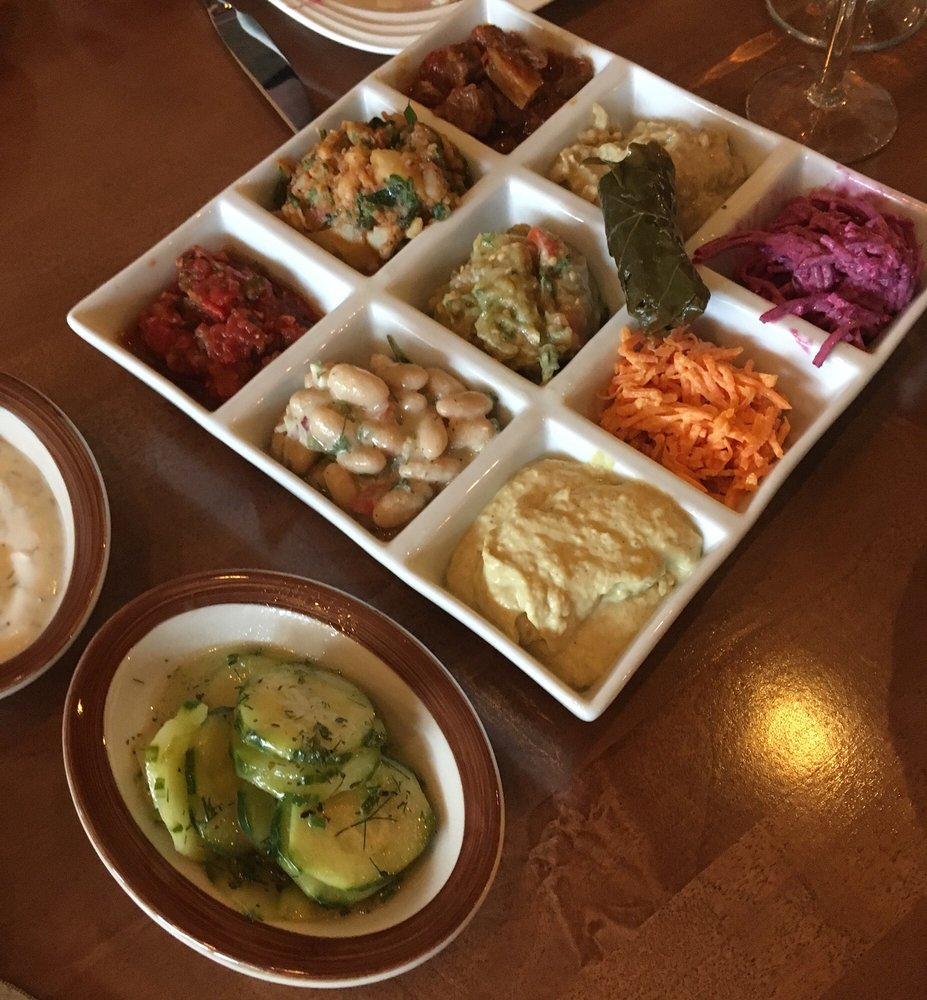 Food from Istanbul Grille