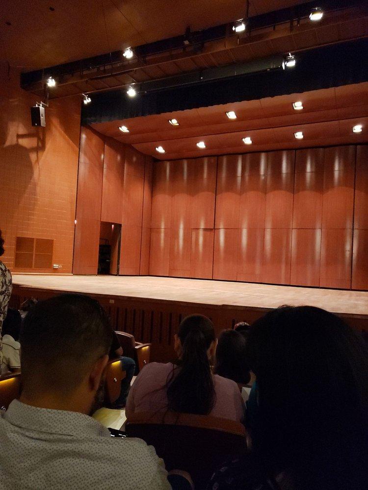 Fox Fine Arts Recital Hall: 500 E University Ave, El Paso, TX