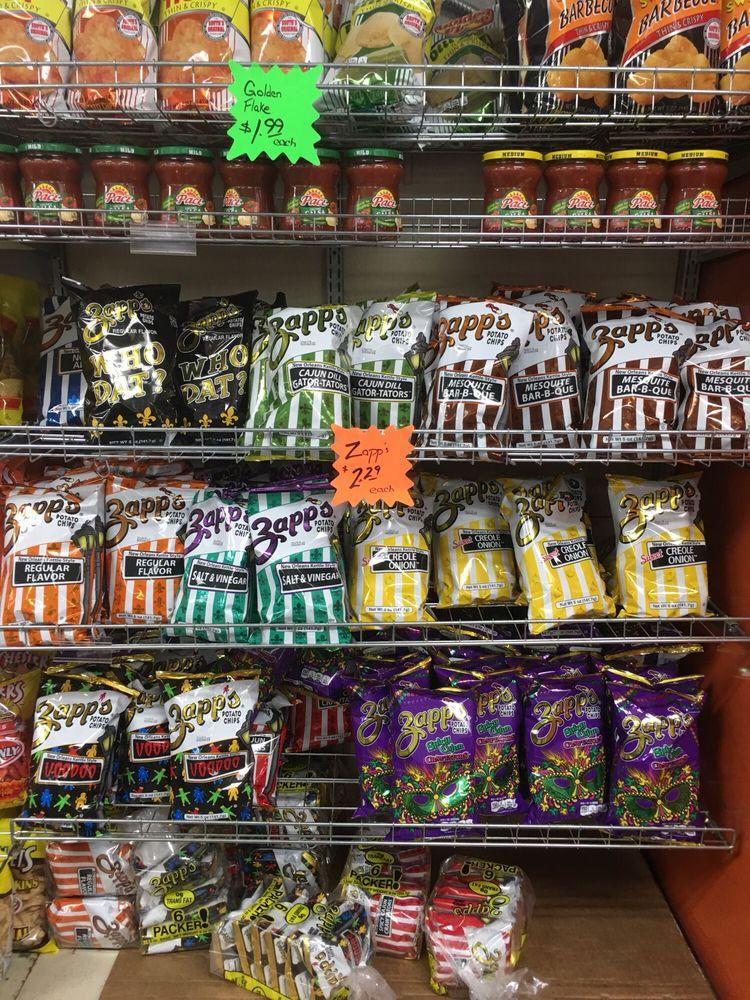 Majoria's Grocery Store: 13413 Hwy 90, Boutte, LA
