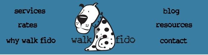 Walk Fido
