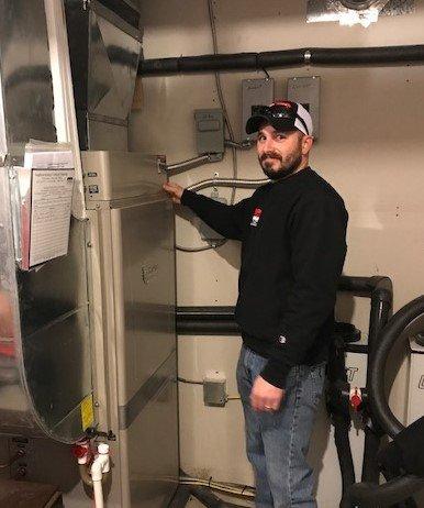 Neighbors Heating & Cooling: 2700 Graham St, Ames, IA