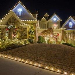 Photo Of Christmas Decor Atlanta Ga United States