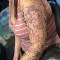 Jimmylai Tattoos - 550 Photos & 58 Reviews - Tattoo - 505 S. 10th ...