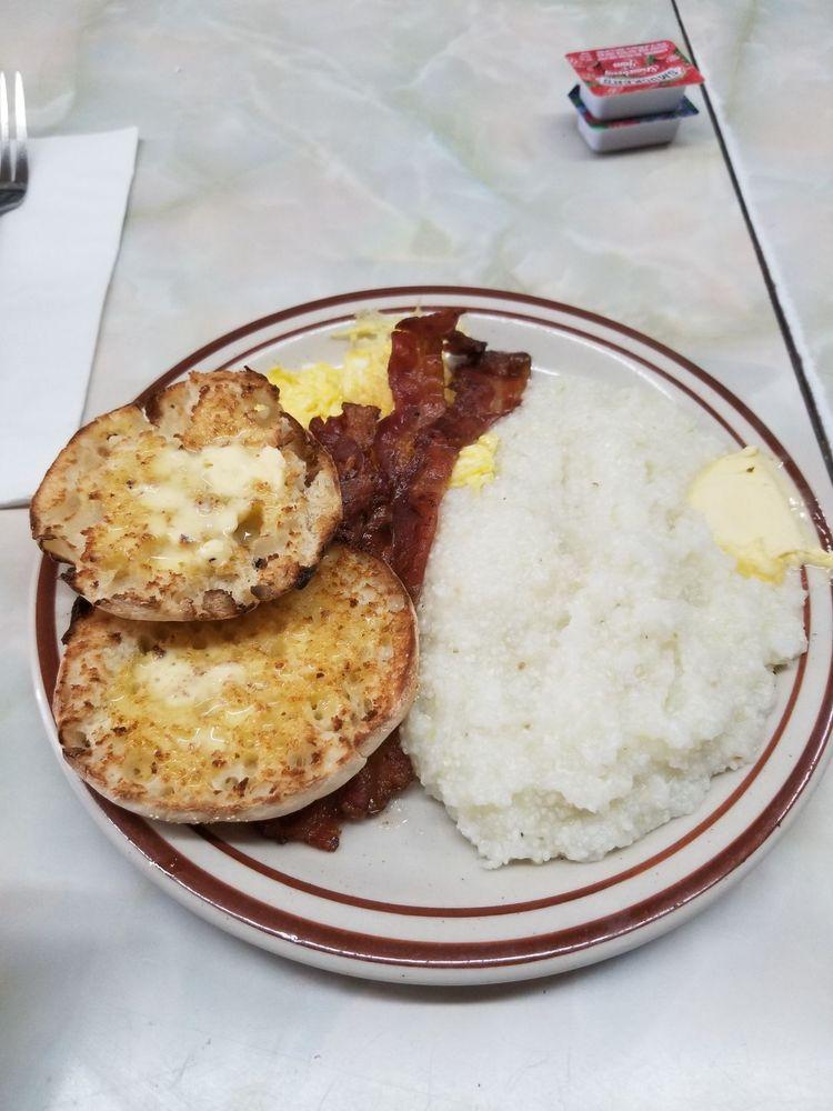 Donut Gallery Diner: 83 Harbor Dr, Key Biscayne, FL