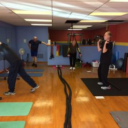 Photo of Fitness For 40 Plus - Portland, OR, United States. A few