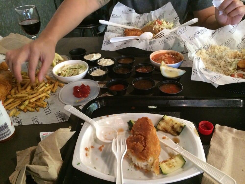 Oh kill em yelp for California fish grill gardena ca