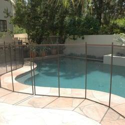 removable pool fence - Removable Pool Fence