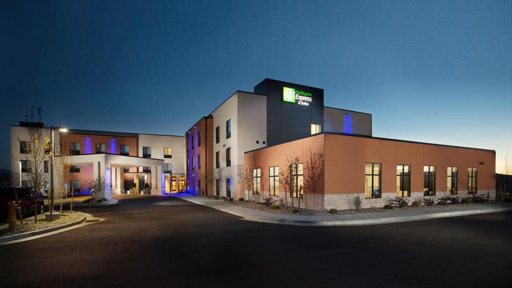 Holiday Inn Express & Suites Pocatello: 200 Via Venitio, Pocatello, ID