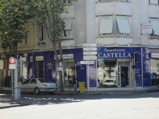 Immobiliere castella immobilier 201 boulevard sainte for O meuble sainte marguerite