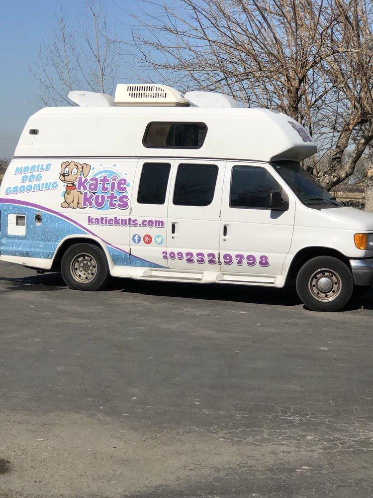 Katie Kut Mobile Dog Grooming: Modesto, CA