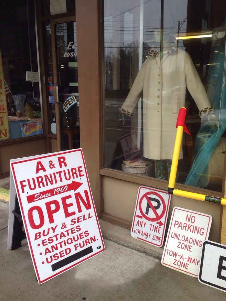 A R Used Furniture Antiques Antikviteter 706 N Central St Knoxville Tn Usa