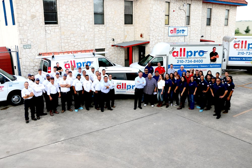 Will's All Pro Plumbing & Air Conditioning
