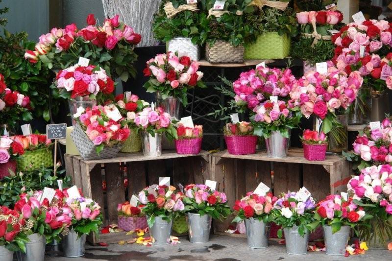 Au nom de la rose fleuriste 112 avenue victor hugo victor hugo paris num ro de t l phone - Au nom de la rose fleuriste ...