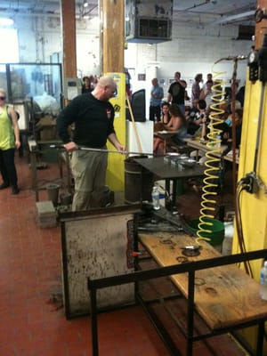 Photo Of First City Art Center   Pensacola, FL, United States. Hot Glass