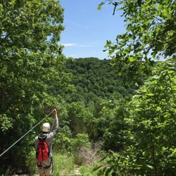 Photo Of Zip Line Usa Reeds Spring Mo United States One