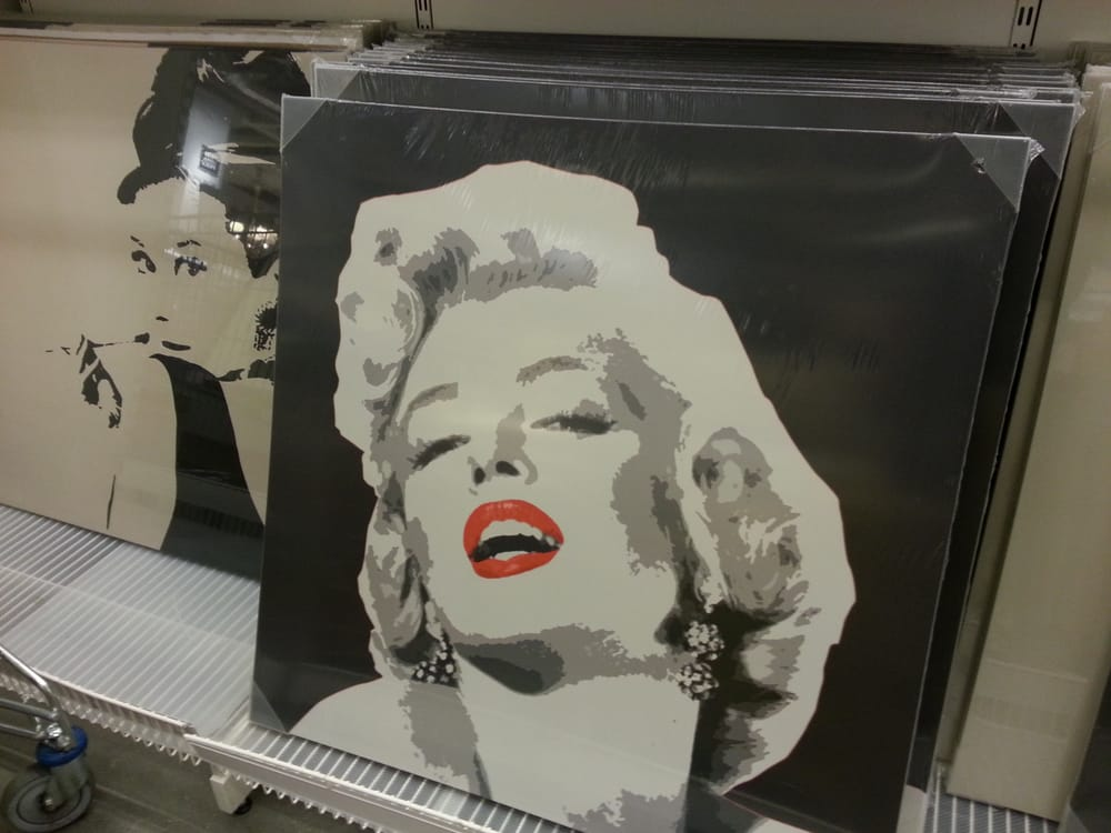 Classic gals Audrey Hepburn and Marilyn Monroe Yelp