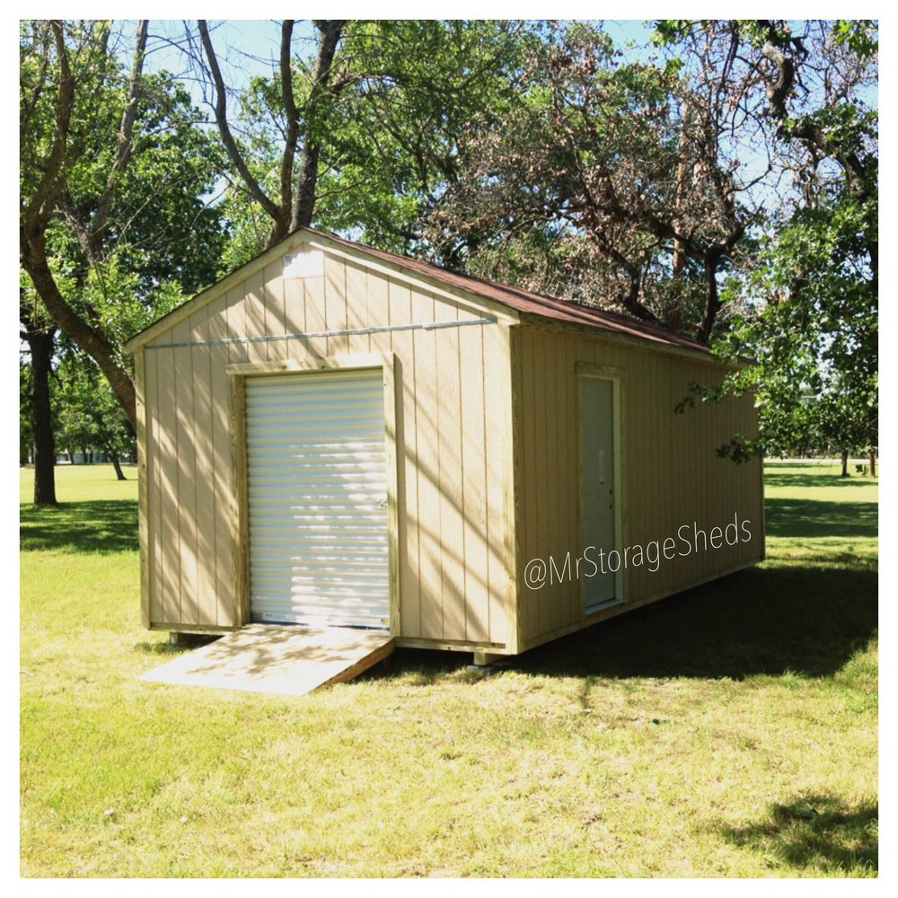 Mr. Storage Sheds: Houston, TX