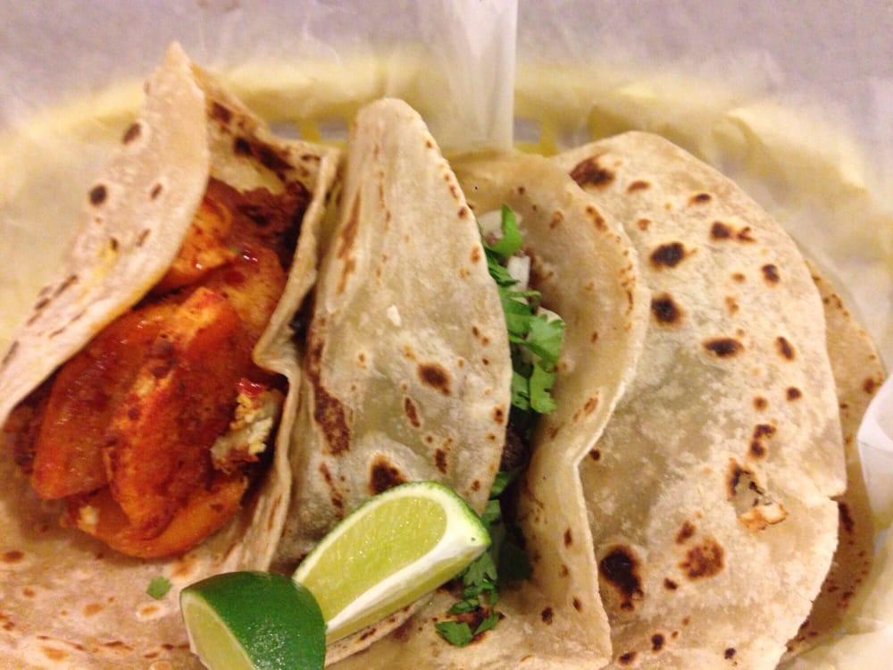 Tacos Flores: 4806 Fm 1960 E, Humble, TX
