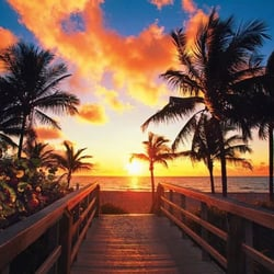 Photo Of North Beach Miami Fl United States