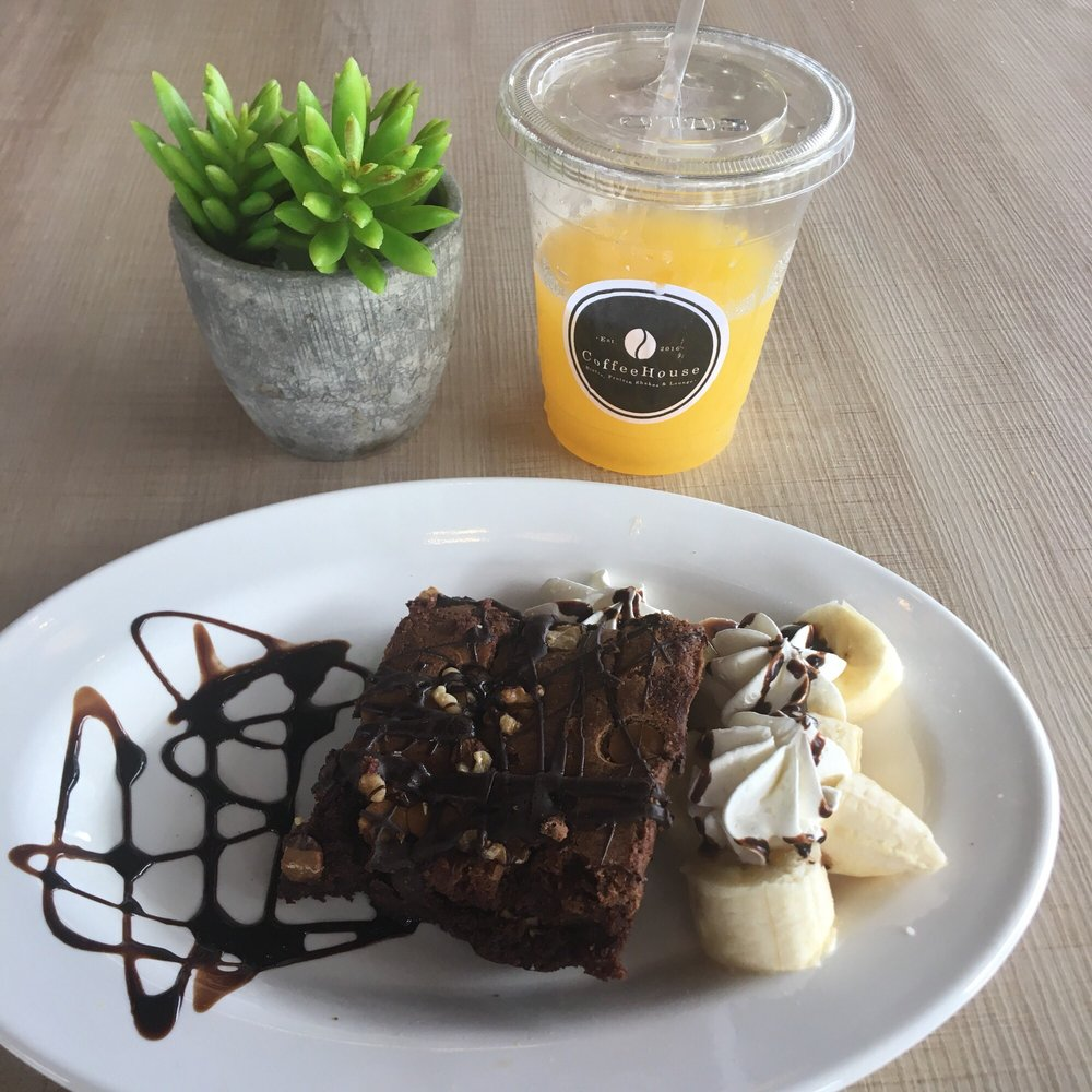 CoffeeHouse Bistro & Protein Shakes: PR-2 Bypass Valle Real Shopping Ctr, Ponce, AL
