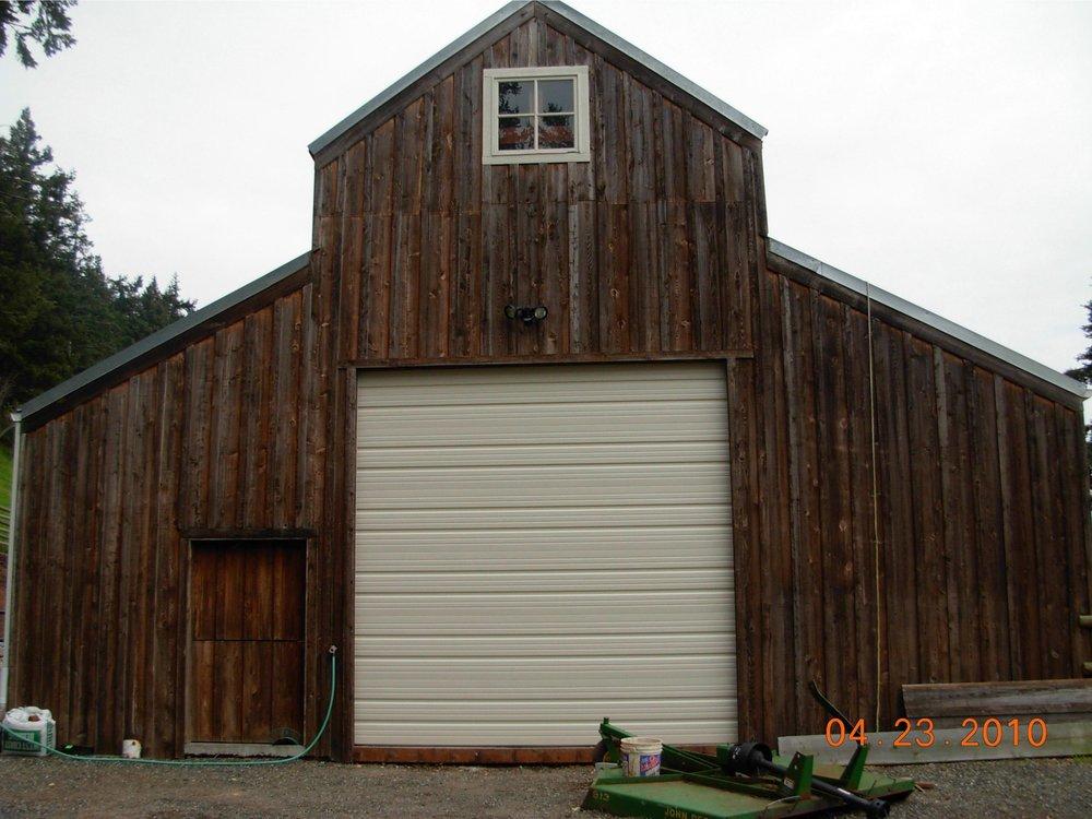A Door Above: 2549 Overpass Rd, Bow, WA