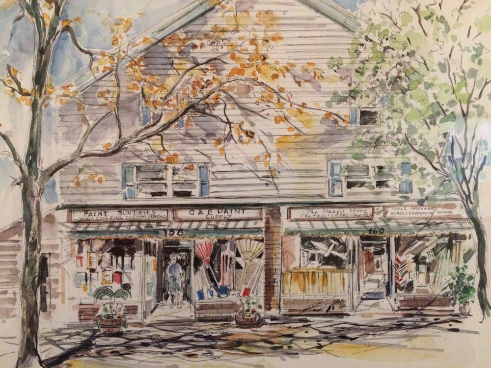 C & E Paint Supply: 158 Main St, Cold Spring, NY
