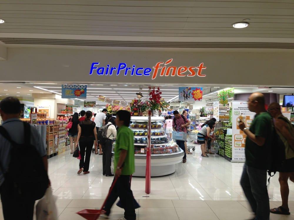 FairPrice Finest - Junction 8