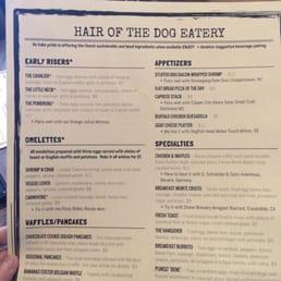 Hair Of The Dog Eatery Virginia Beach