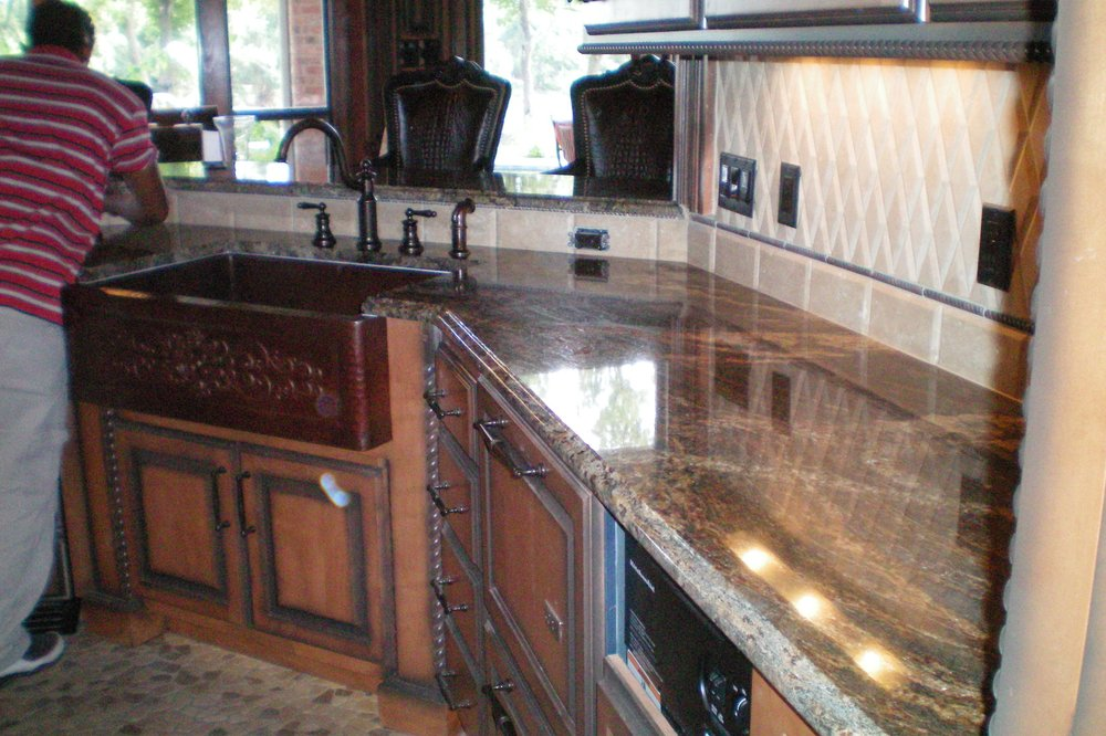 Italian Granite: 4320 Bellmead Dr, Waco, TX