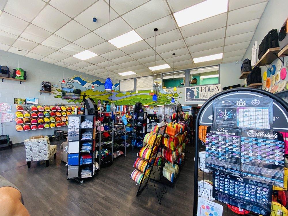 28+ Basketcase disc golf store information